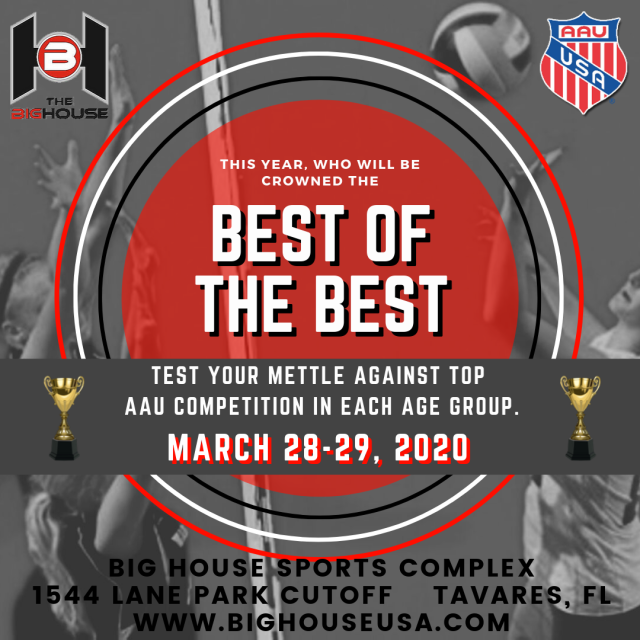 Image result for best of the best championship volleyball big house 2020